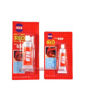 Silicone red USA 1