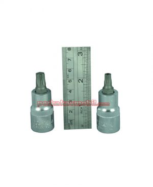 socket bit T40 hole & no hole (1) mata