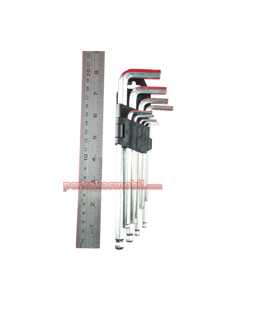 Kunci L set RRC Long 2